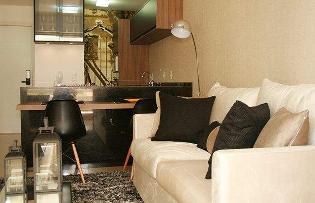 My Home SP - apartment Itaim Luxury III