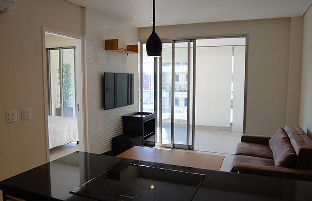 My Home SP - apartment Itaim Luxury V