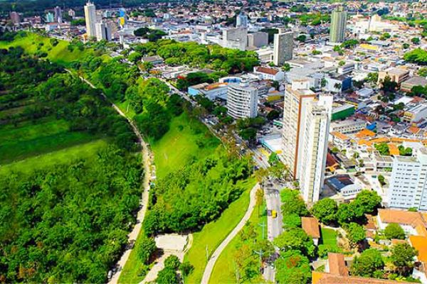 My Home SP neighbourhoods - Sao Jose dos Campos